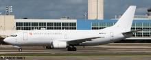 Swift Air Cargo -Boeing 737-300 Decal