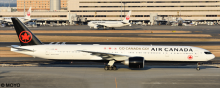 Air Canada Boeing 777-300 Decal