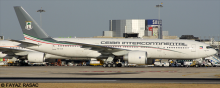 Ceiba Intercontinental -Boeing 777-200 Decal