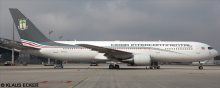 Ceiba Intercontinental -Boeing 767-300 Decal