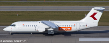 EasyJet, WDL Aviation -BAe 146-300 - Avro RJ-100 Decal