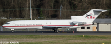 Tex Sutton, Kalitta Air -Boeing 727-200 Decal