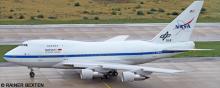 NASA -Boeing 747SP Decal