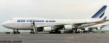 Air France Asie -Boeing 747-400 Decal