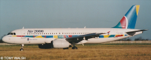 Air 2000, First Choice Airways Airbus A320 Decal