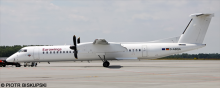 Eurowings Bombardier Dash 8-Q400 Decal