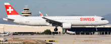 Swiss International Air Lines Airbus A321neo Decal