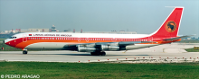 TAAG Angola Airlines Boeing 707-300 Decal