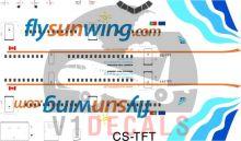 Sunwing, EuroAtlantic Airways -Boeing 767-300 Decal